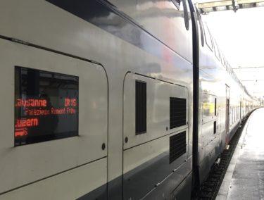 【コロナ禍のスイスの交通機関・2020年3月〜5月】スイス鉄道は1ヶ月前後、削減 & 運休だった !?