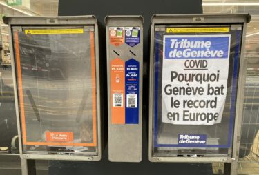 【10月28日、スイス政府は COVID19 拡大を抑える措置を発表】スイスは感染者数を下げられているのか?